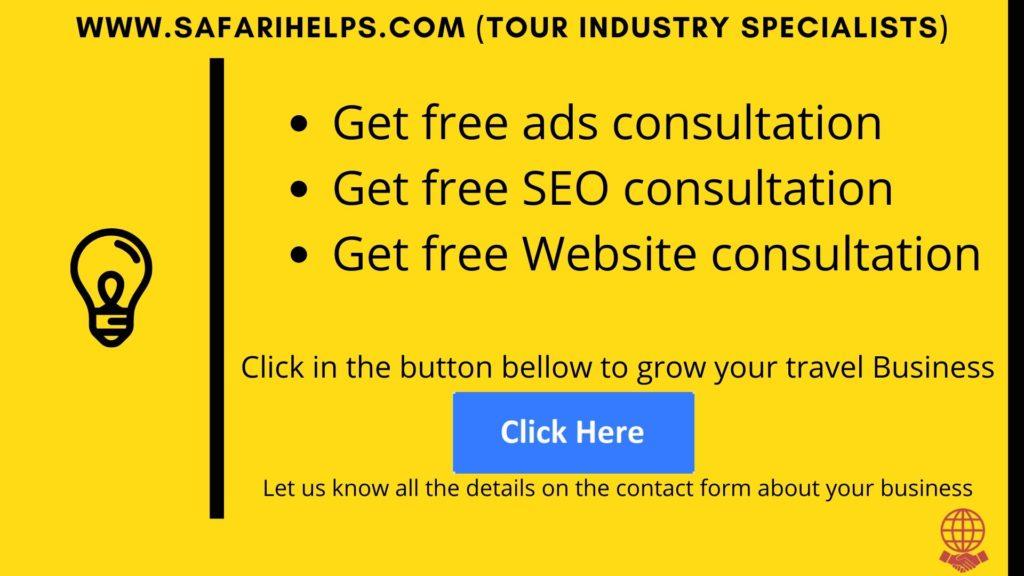 contact Safari Helps